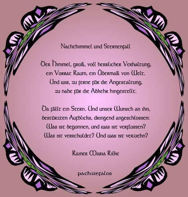 Zitate Geburtstag Rainer Maria Rilke Zitate Uber Das Leben